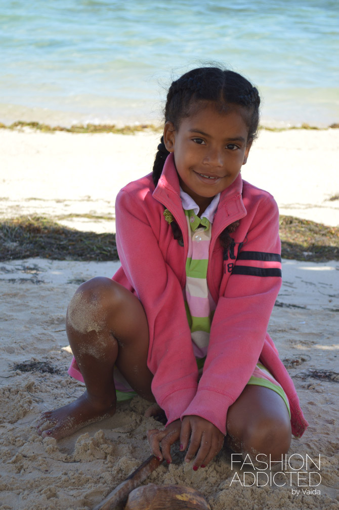 Mauritius Girl