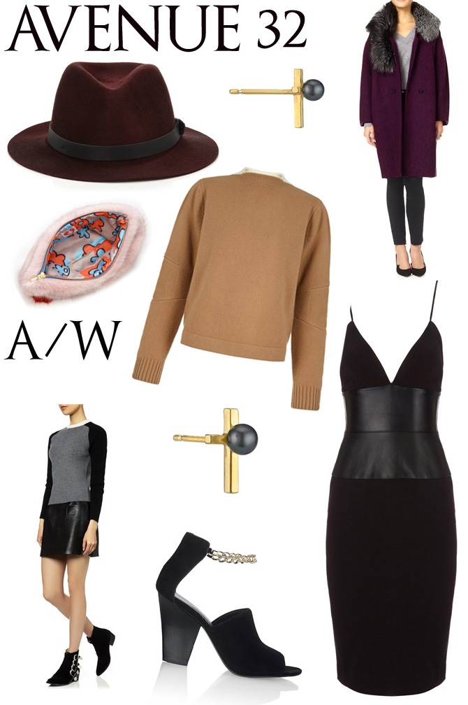 avenue32 wishlist