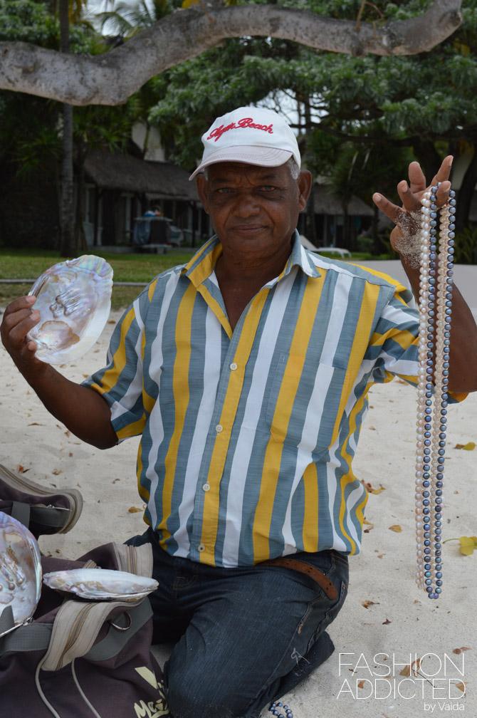 Mauritius Pearls