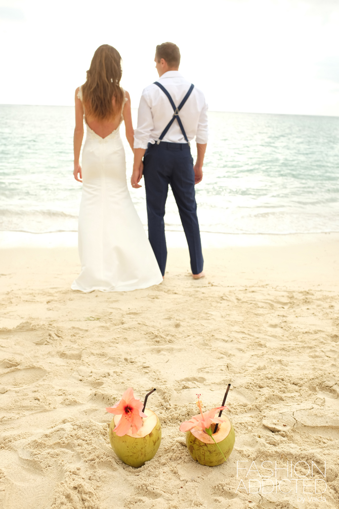 La Pirogue Wedding Mauritius