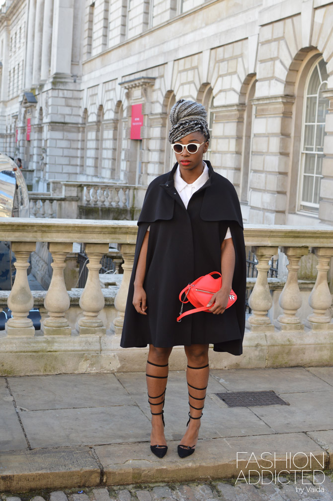 London Fashion Week Street Style A W 2015 Fashion Addicted