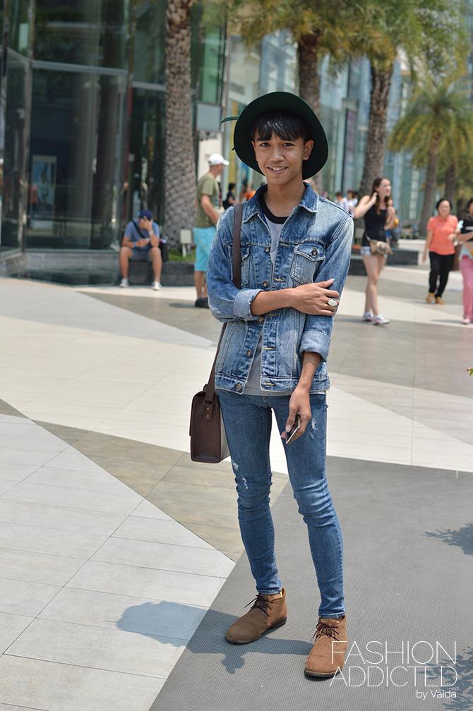 Bangkok Street Style Fashion Addicted