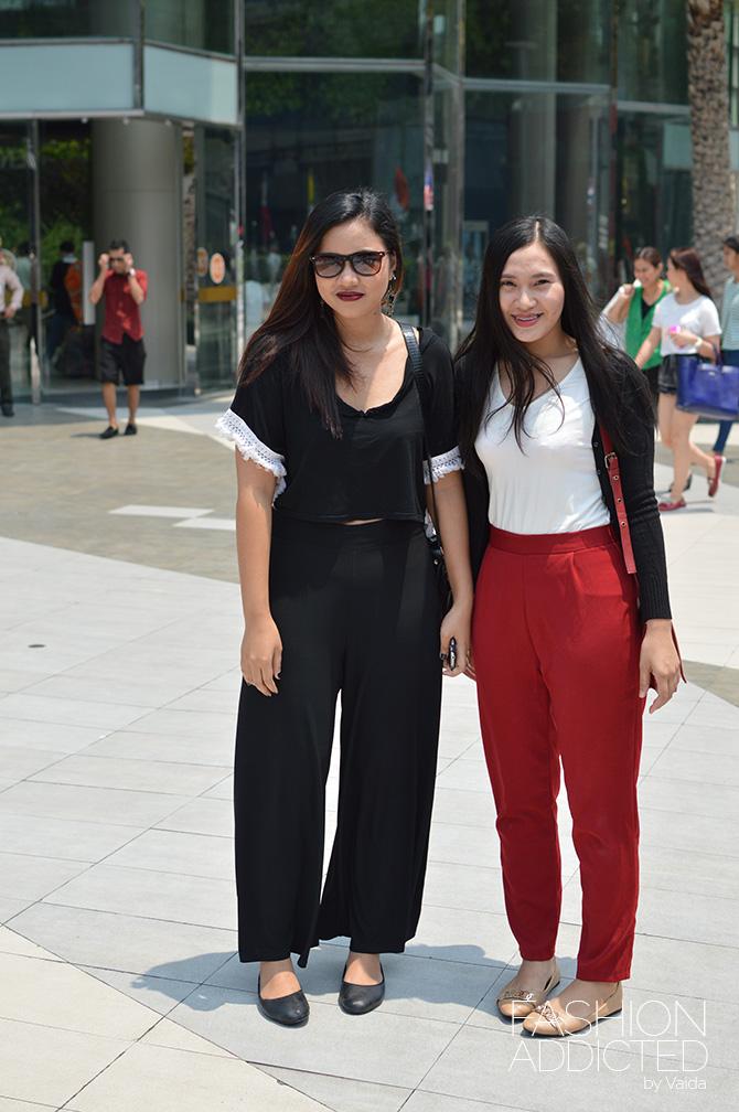 Bangkok Street Style