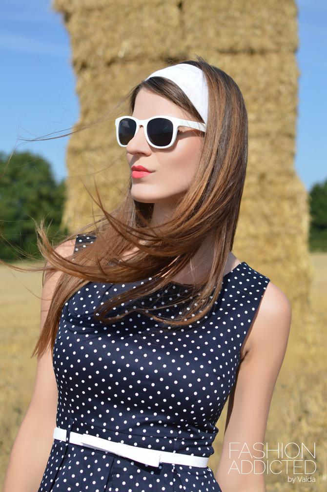 apricot-polka-dot-skater-dress