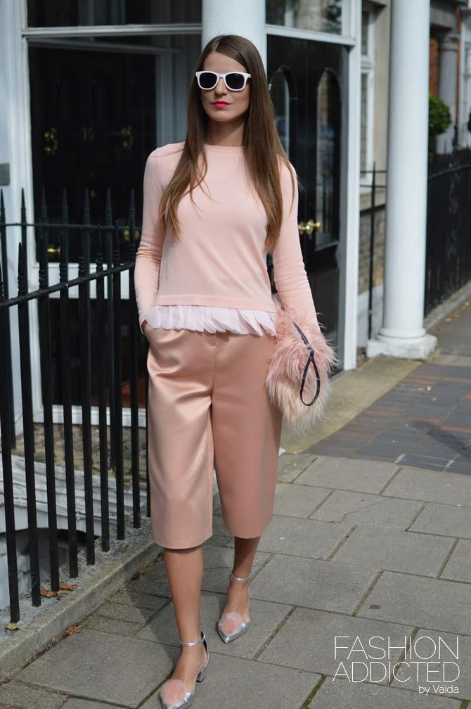 London Fashion Week SS16 Streetstyle
