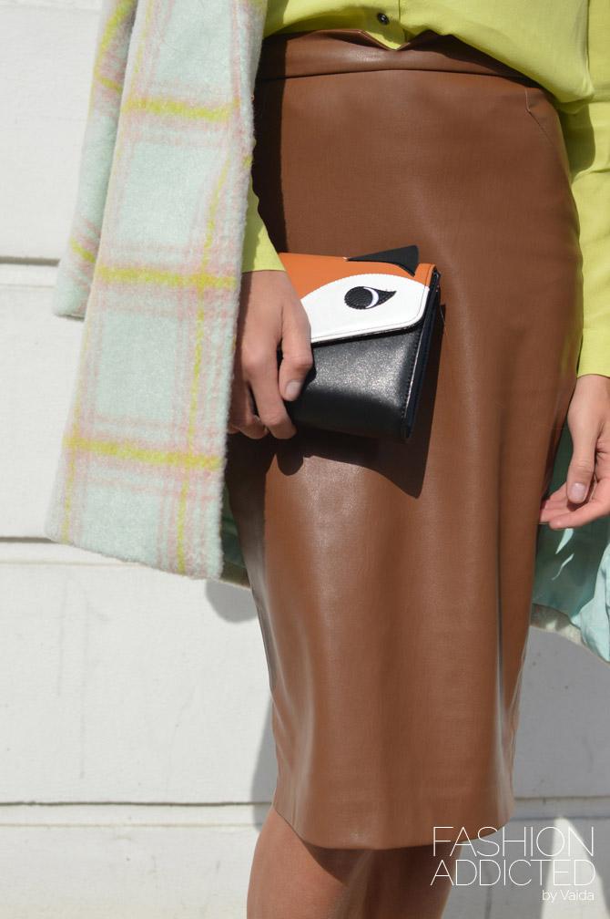 Yumi Fox Bag