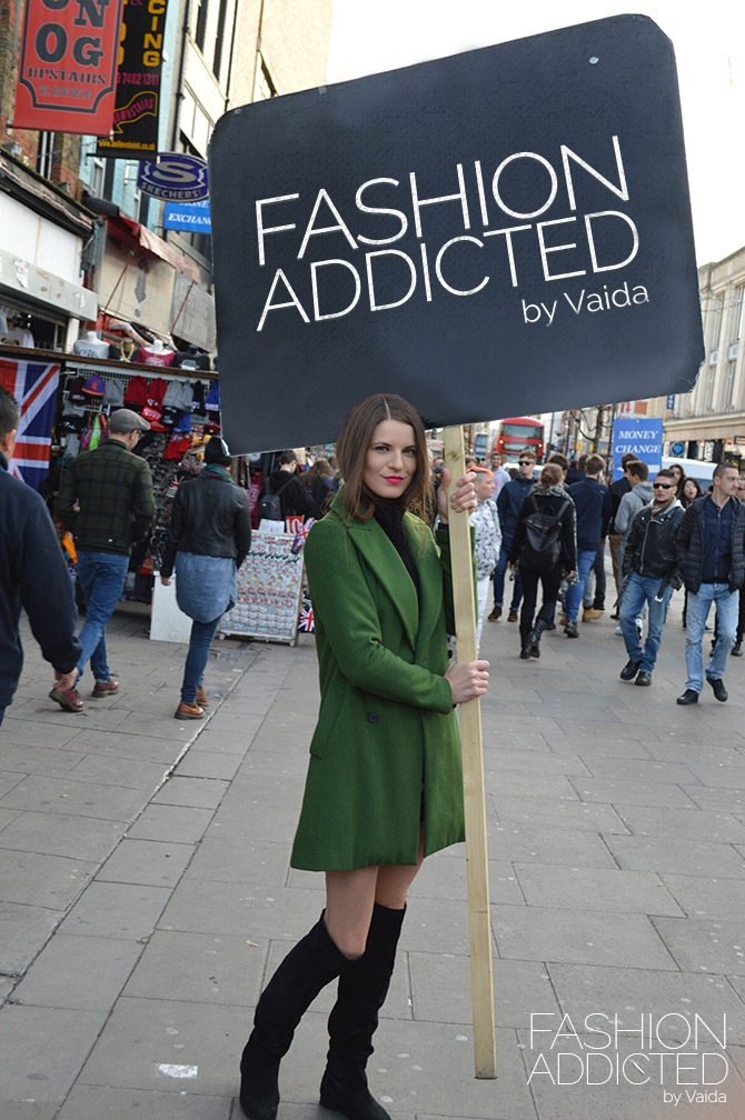 Fashion-addicted