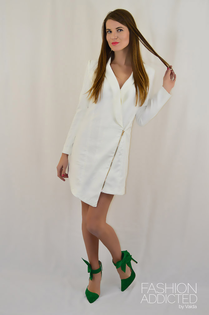 New-Years-Eve-outfit-idea-white-tuxedo-dress