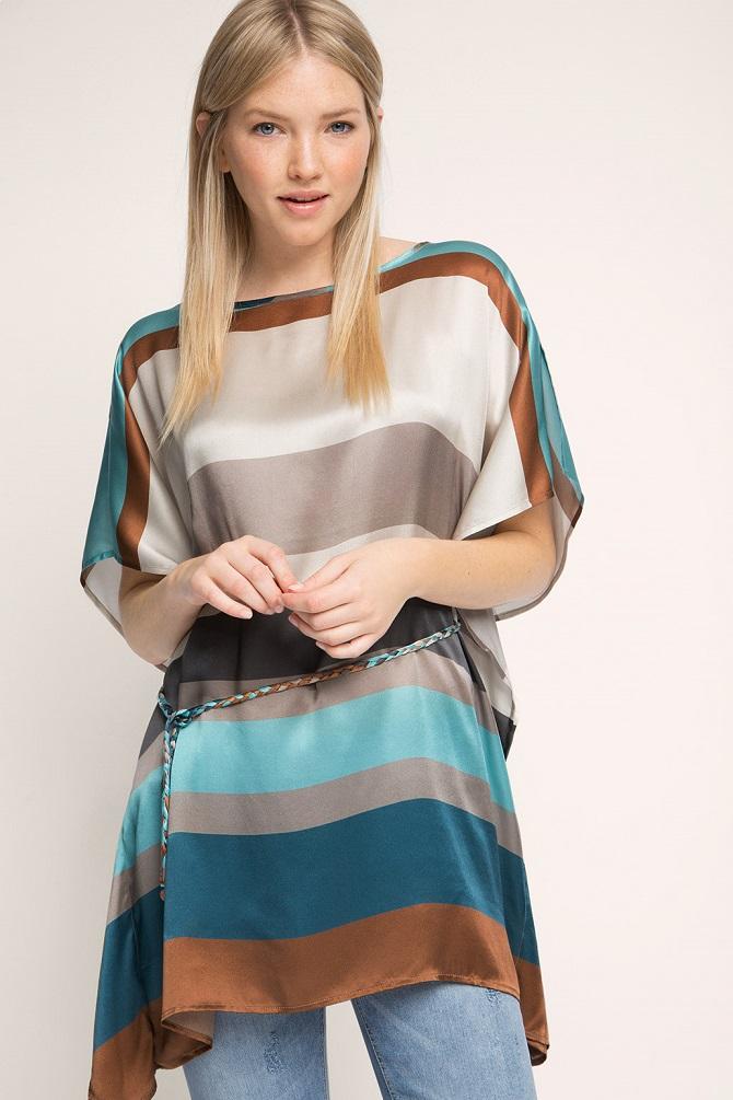Esprit-Poncho-silk