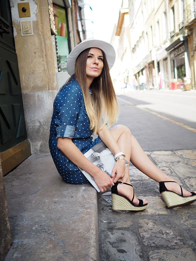 boden-shirt-dress-helen-wedge-sandals-provence
