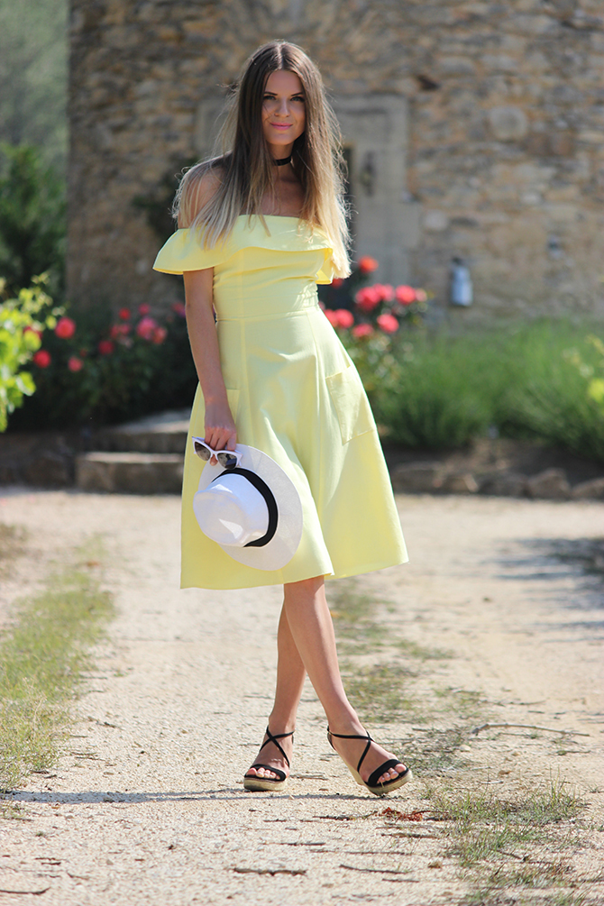 asos-yellow-dress-fashion-blogger-provence
