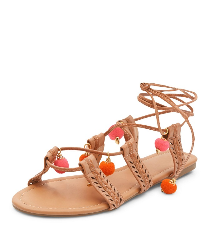new-look-Pom-Pom-Ghillie-Sandals