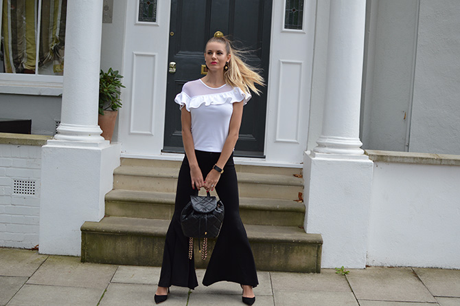 black-flared-trousers-fashion-blogger-london