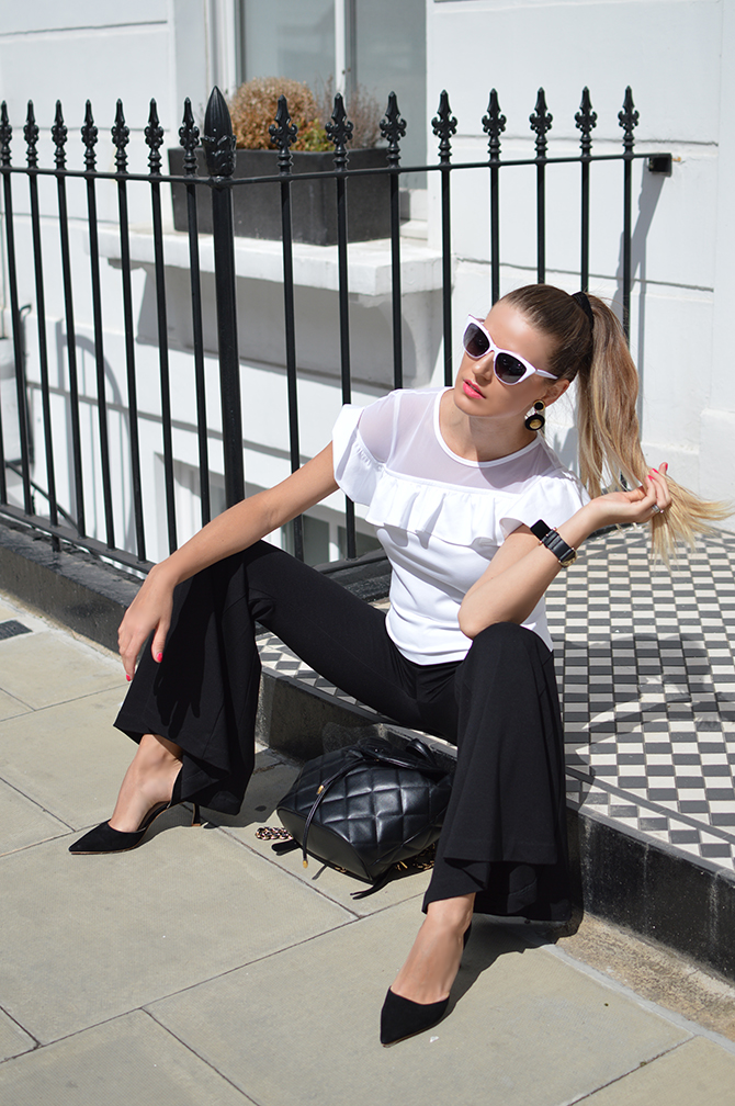 black-flared-trousers-miss-sixty