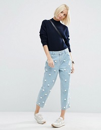 asos-white-pearl-embellished-jeans