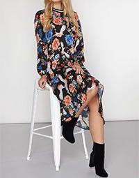 dorothy-perkins-floral-midi-dress