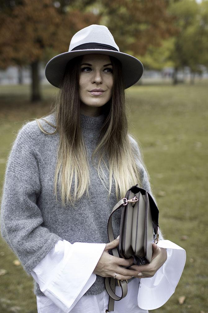 grey-outfit-grey-wool-fedora-fashion-blogger-london