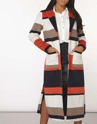 dorothy-perkins-orange-stripe-maxi-coat