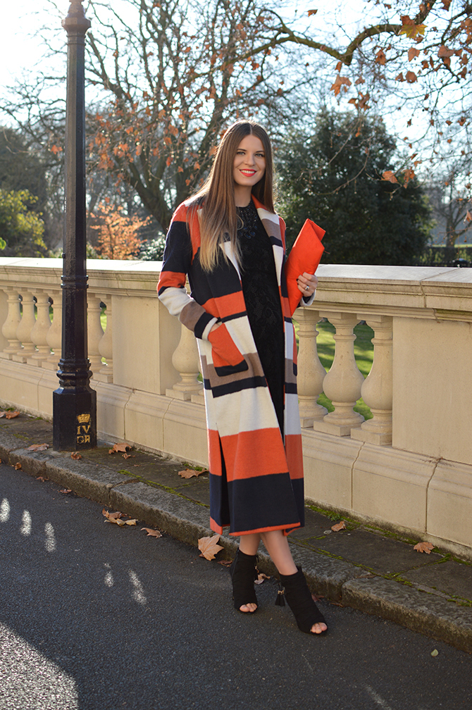 dorothy-perkins-orange-stripe-coat