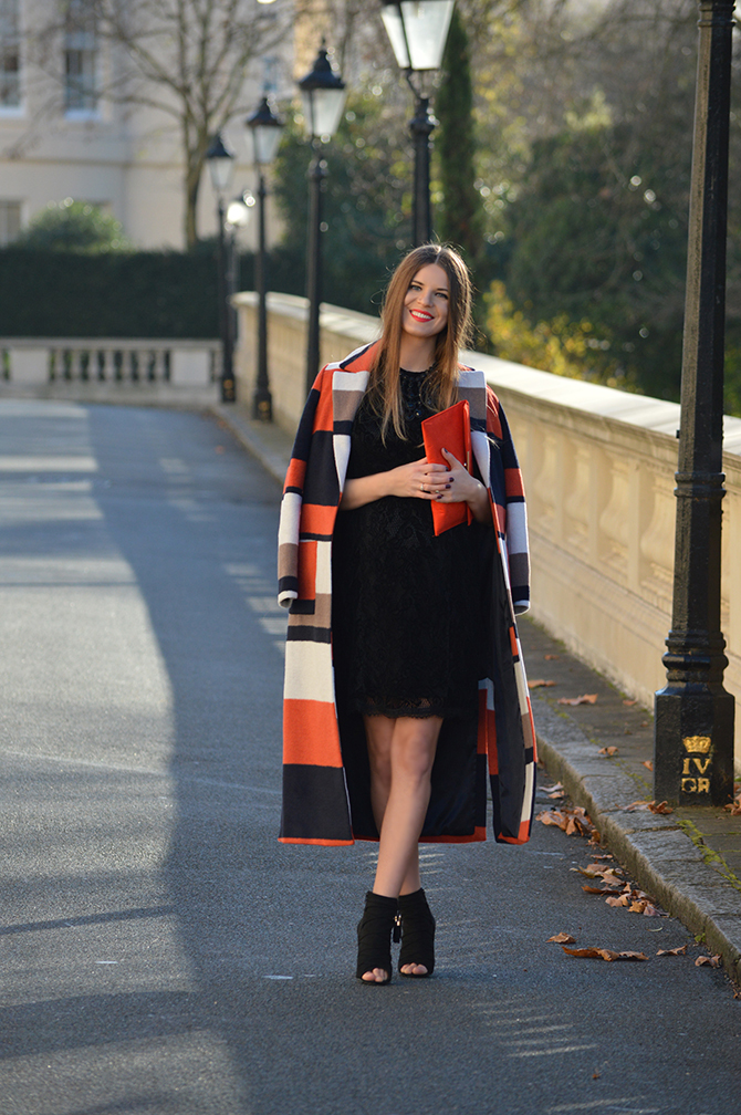 dorothy-perkins-orange-stripe-coat-fashion-blogger-london-2