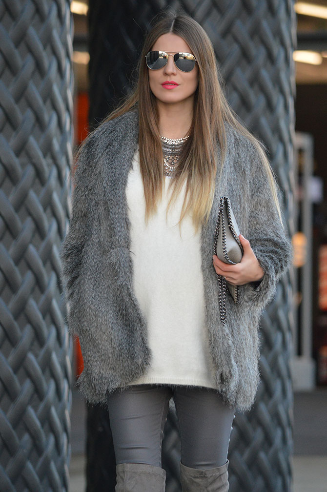 grey-faux-fur-coat