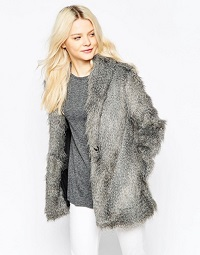 religion-grey-faux-fur-coat