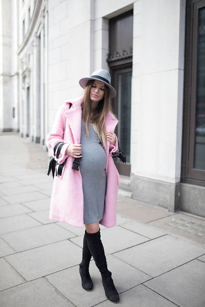 london-fashion-week-streetstyle-maternity-outfit