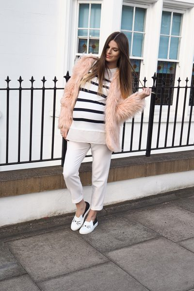 white-maternity-trousers