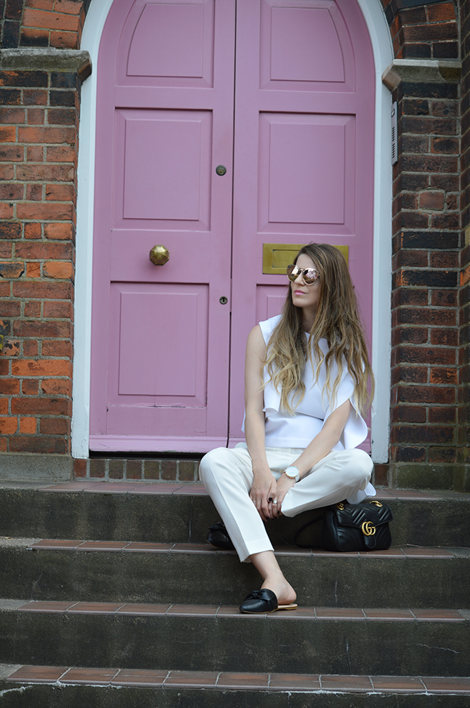 How To Wear All White Outfit-3