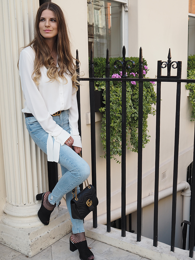 Deichmann-mules-fishnet-socks-gucci-marmont-bag-fashion-blogger-london-2