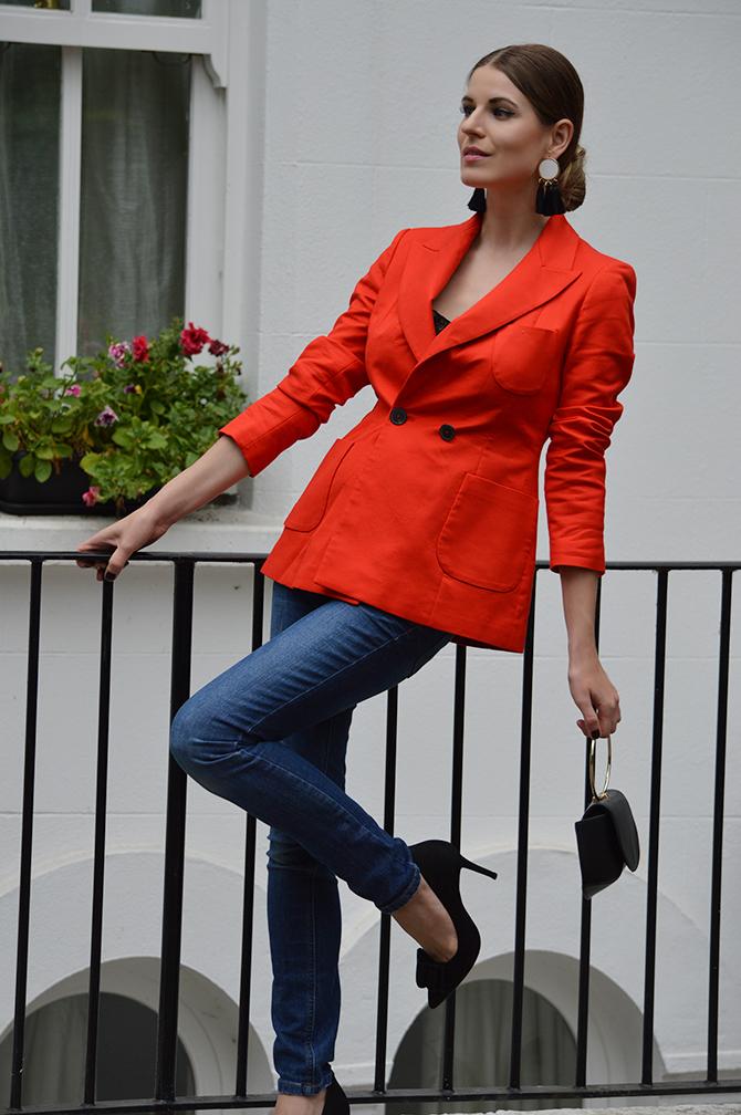 Powerful-Red-Blazer-tassel-earrings-ring-bag