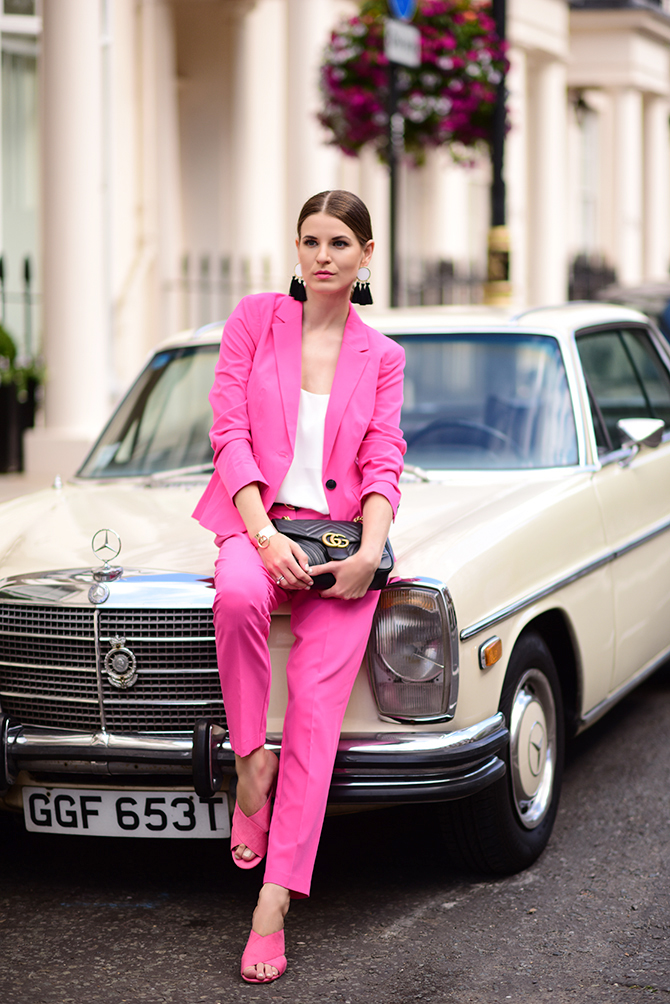 pink-suit-gucci-marmont-bag-fashion-blogger-london