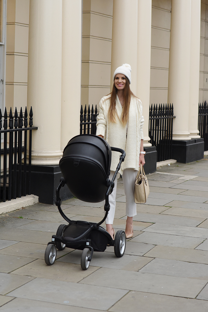 all-in-white-outfit-autumn-mummy-fashion-blogger-london