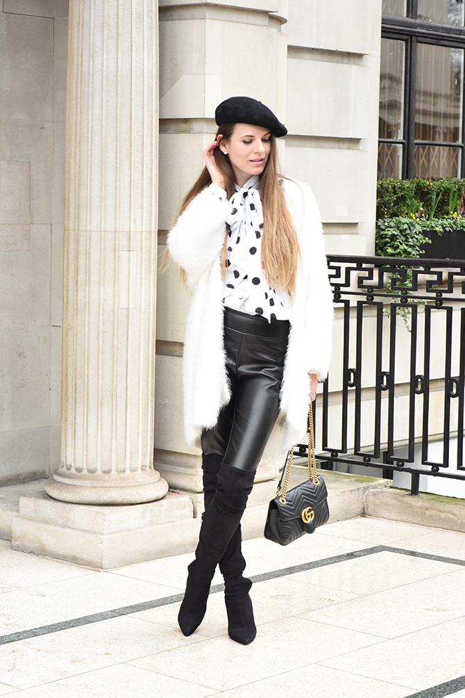 how-to-wear-a-beret-gucci-marmont-bag-fashion-blogger-london-2