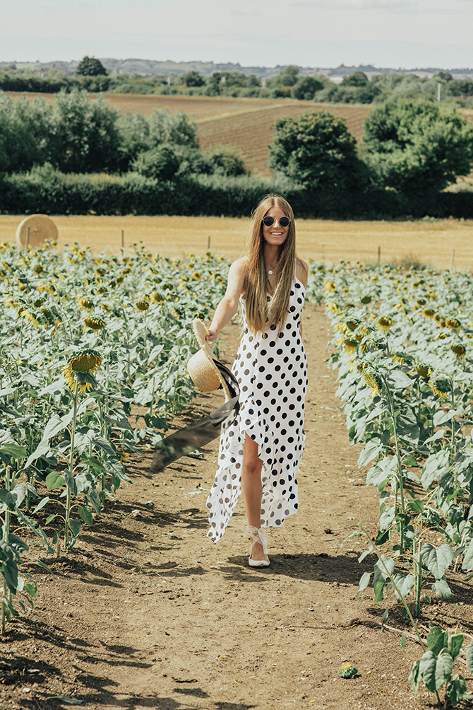 sunflower-field-london-blogger
