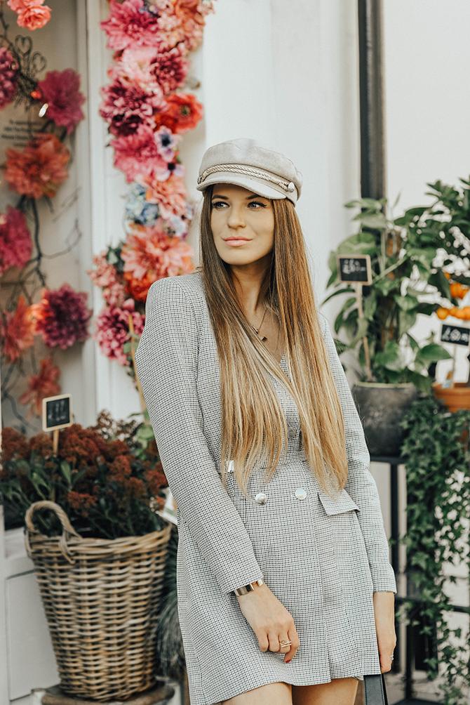 check-blazer-dress-snake-handbag-fashion-blogger-london-2