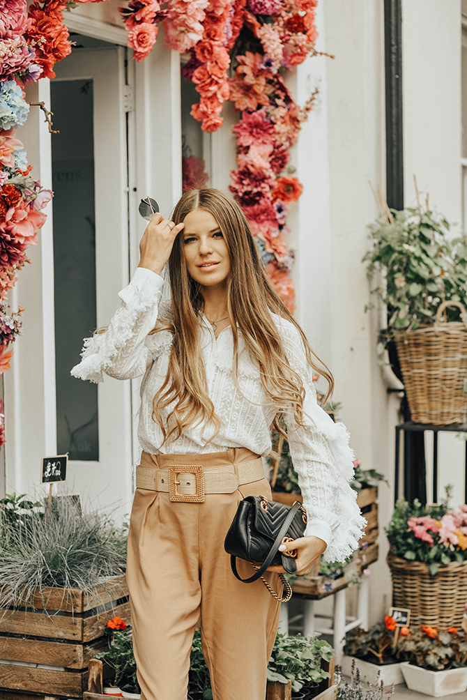 how-to-wear-autumn-neutrals-fashion-blogger-london-gucci-bag-topshop-blouse-5