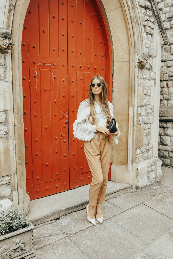 how-to-wear-autumn-neutrals-fashion-blogger-london-topshop-blouse
