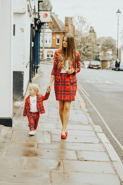 matching-mum-and-son-outfit-opposuits-tartan-LUMBERJACKIE