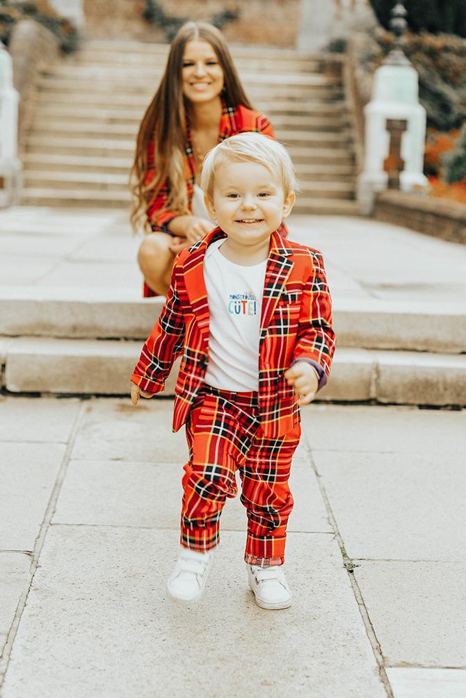 matching-mum-and-son-outfit-opposuits-tartan-LUMBERJACKIE-5