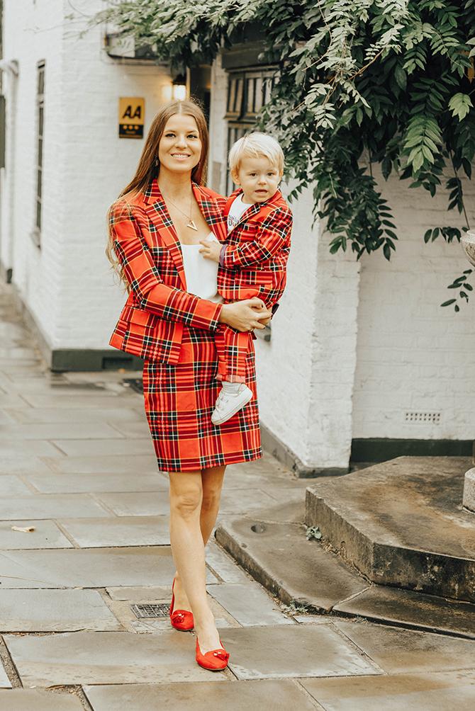 matching-mum-and-son-outfit-opposuits-tartan-LUMBERJACKIE-6