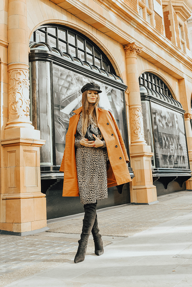 na-kd-leather-trench-coat-camel-leopard-dress-over-the-knee-boots
