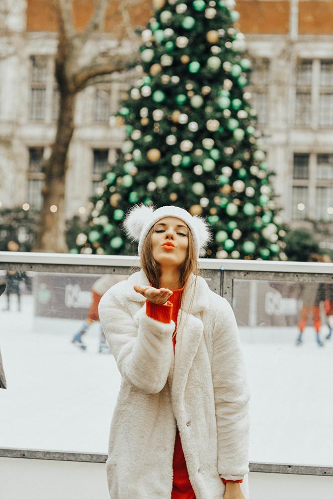 white-faux-fur-coat-double-pompom-hat-2