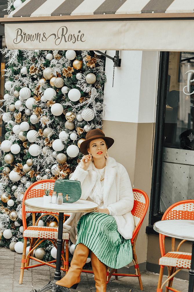 how-to-wear-emerald-green-skirt-fashion-blogger-london-6