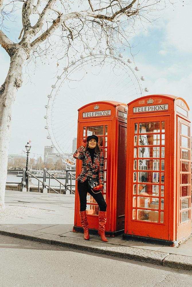 how-to-wear-tartan-blazer-gucci-handbag-good-american-jeans-baker-hat-fashion-blogger-london-3