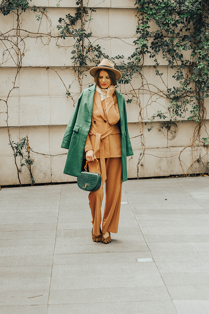 a210cf3f0ffb6 ... tan-suit-debenhams-fashion-blogger-london-green-coat-