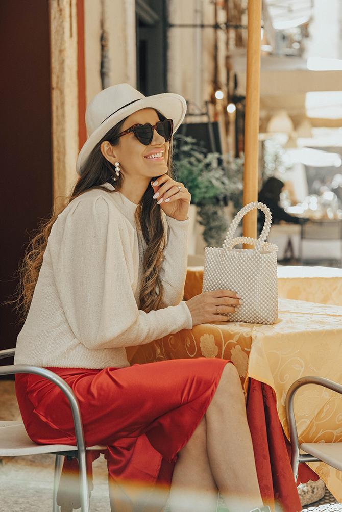 skinnydip-spring-accessories-pearl-beaded-bag-heart-shape-sunglasses-satin-slip-skirt-fashion-blogger-london