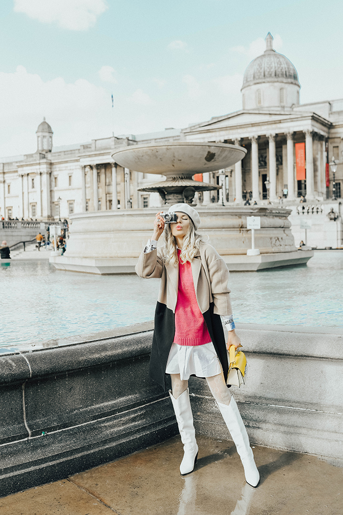 karl-lagerfeld-ss2020-collection-colour-block-bag-coat-fashion-blogger-london-2