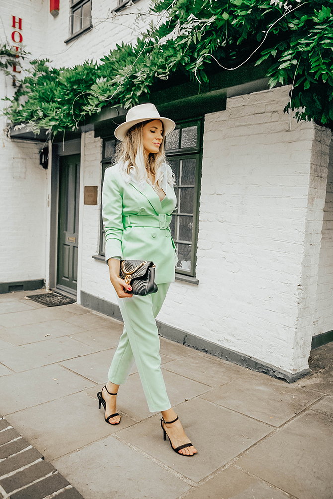 green-suit-women-new-look-fashion-blogger-london-gucci-marmont-bag-harrow-on-the-hill-4