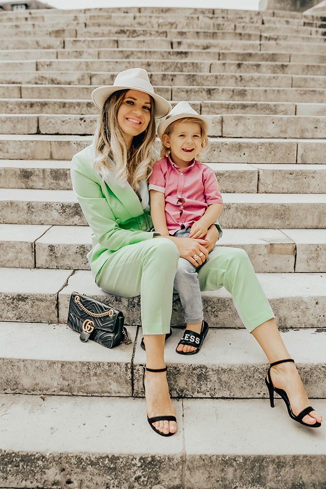 green-suit-women-new-look-fashion-blogger-london-parent-gucci-marmont-bag-harrow
